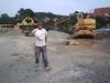 Zdění 26.8.2009